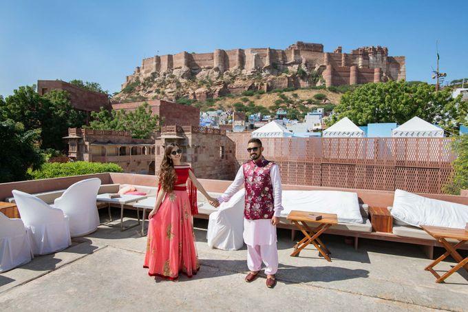 Jodhpur Pre-Wedding Shoot by GrizzyPix Photography - 005