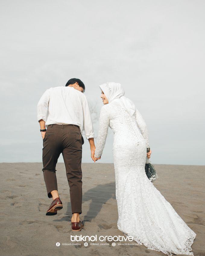 Prewedding Fira + Fachri by Titiknol Creative - 004