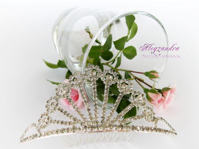 Bridal Tiara by Pamela Falli - 009