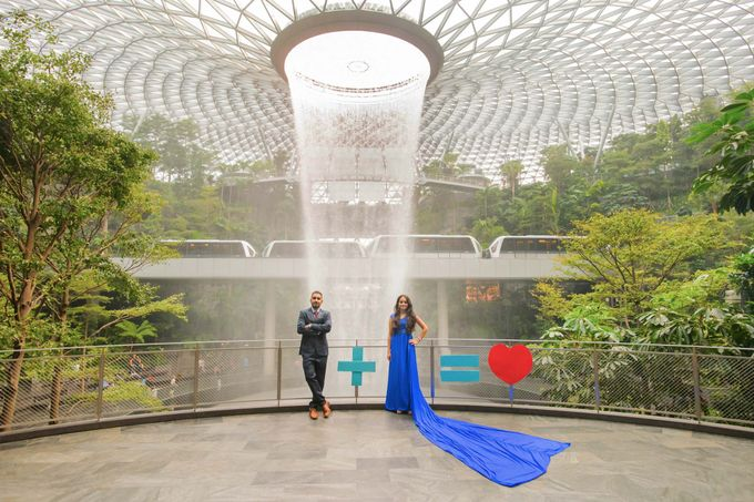 Pre-Wedding Shoot by GrizzyPix Photography - 022