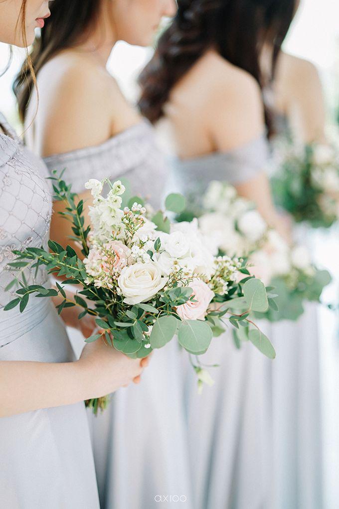Brian Windy by Sweetbella Florist & Decoration - 017