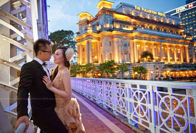 Yoel & Cendana Prewedding by PerakMas Exclusive Wedding's Portfolio - 001