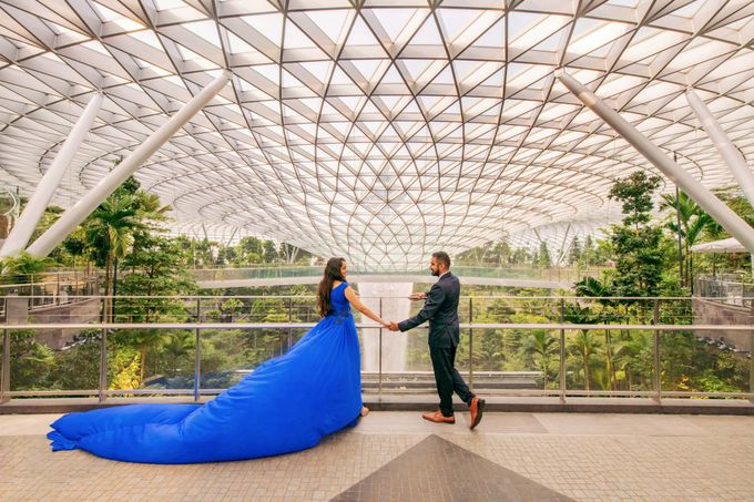 Pre-Wedding Shoot by GrizzyPix Photography - 025