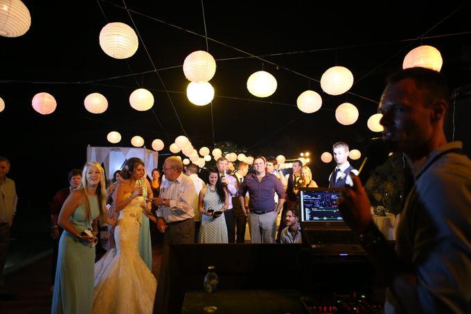 Wedding of Jen & Adrian by Majestic wedding & event DJs - 004