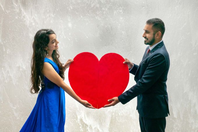Pre-Wedding Shoot by GrizzyPix Photography - 026