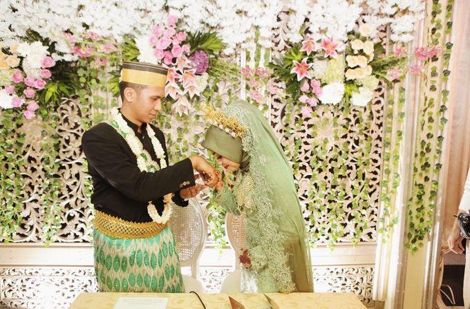 Khalida & Amri Wedding by Akuwedding - 005