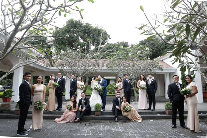 WEDDING | Aldo & Ann at Angelfields by Honeycomb PhotoCinema - 025