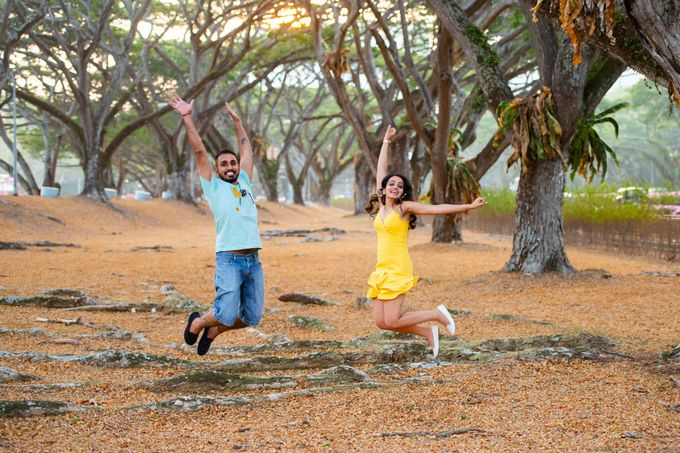 Pre-Wedding Shoot by GrizzyPix Photography - 028