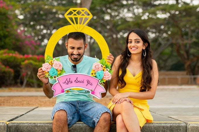 Pre-Wedding Shoot by GrizzyPix Photography - 029
