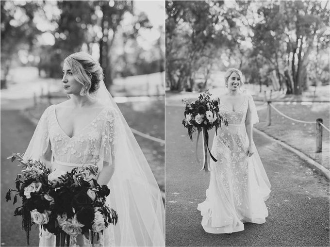 Spring Wedding at the Vines Country Club in the swan Valley Sarah & Glen by Anna Campbell - 016