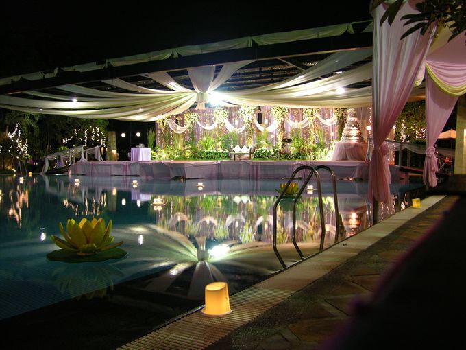 Wedding Poolside at Graha Residen Serviced Apartments Surabaya by Graha Residen Serviced Apartments Surabaya - 004