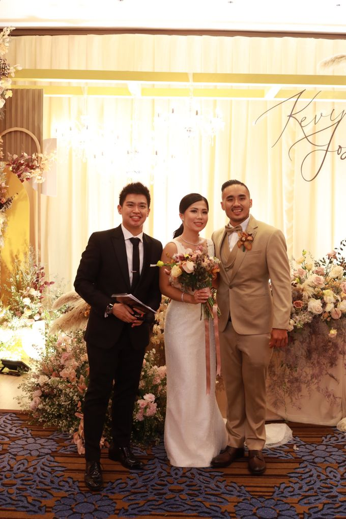MC Wedding Intimate at Jade Room Fairmont Hotel Jakarta by Anthony Stevven by Anthony Stevven - 007