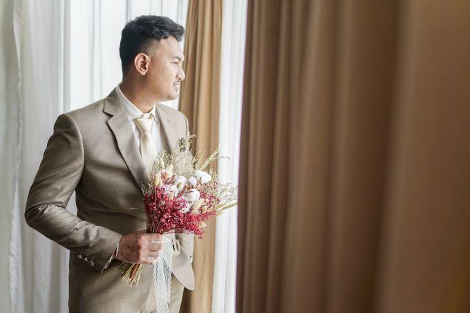 Wedding Of Adi & Pricilia by Ohana Enterprise - 016