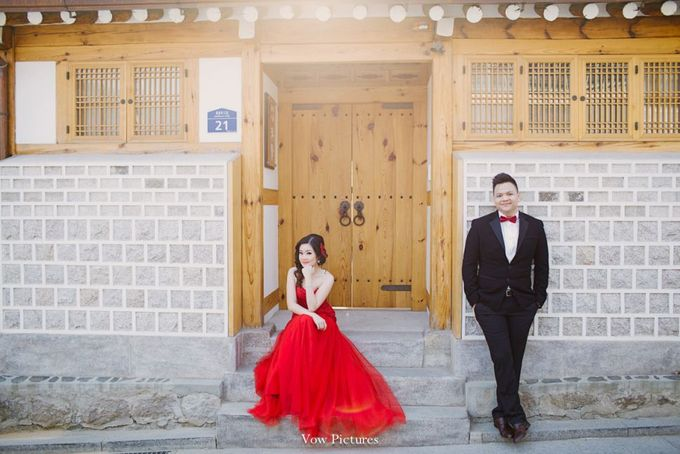 Fated to Love - Eldo and Adel Pre-Wedding by Antony by Vow Pictures - 005