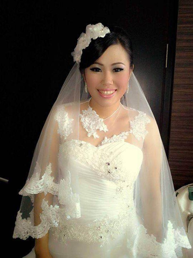Weiching Bridal by Weiching Bridal Make Up - 005