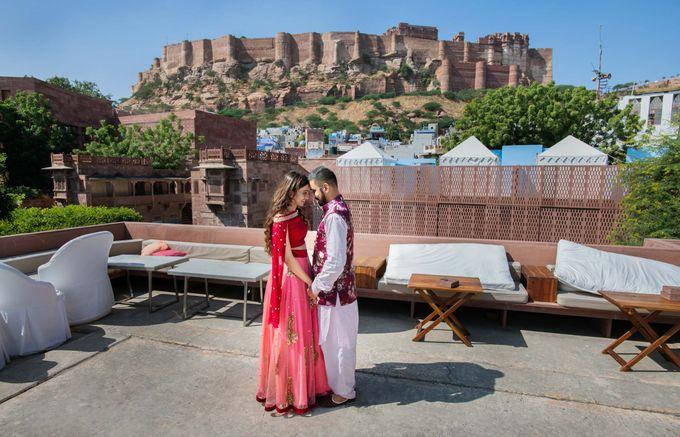 Jodhpur Pre-Wedding Shoot by GrizzyPix Photography - 006