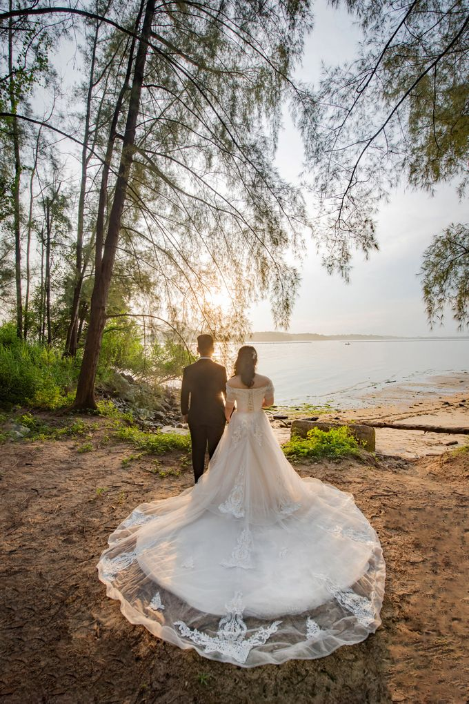 Coney Island Pre-Wedding Shoot by GrizzyPix Photography - 004