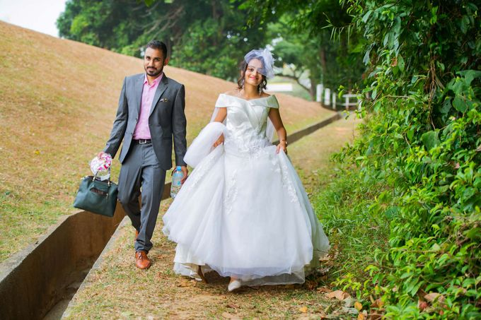 Pre-Wedding Shoot by GrizzyPix Photography - 005