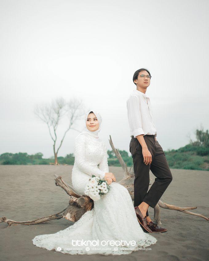 Prewedding Fira + Fachri by Titiknol Creative - 005