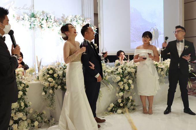 MC Wedding Intimate Fairmont Jakarta - Anthony Stevven by Anthony Stevven - 031