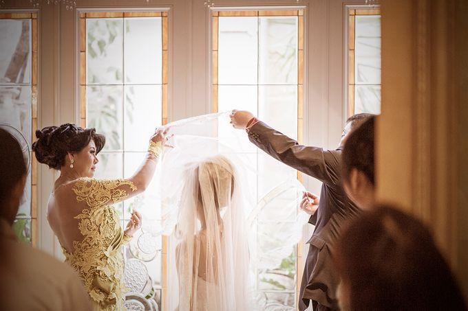 Wedding of Indrajaya & Maria by All Occasions Wedding Planner - 004