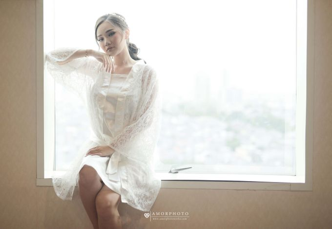 The wedding of Ameng & Intan by Amorphoto - 001