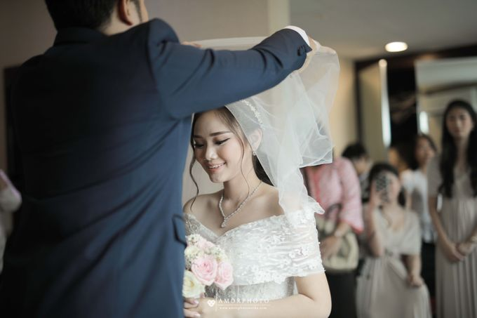 The wedding of Ameng & Intan by Amorphoto - 003