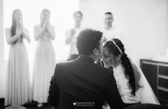 The wedding of Ameng & Intan by Amorphoto - 004