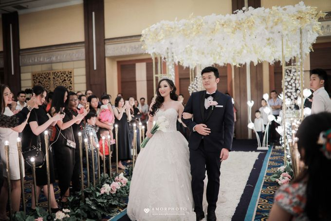 The wedding of Ameng & Intan by Amorphoto - 006