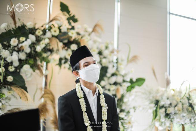 The Wedding of Nadhilah & Naufal by MORS Wedding - 004