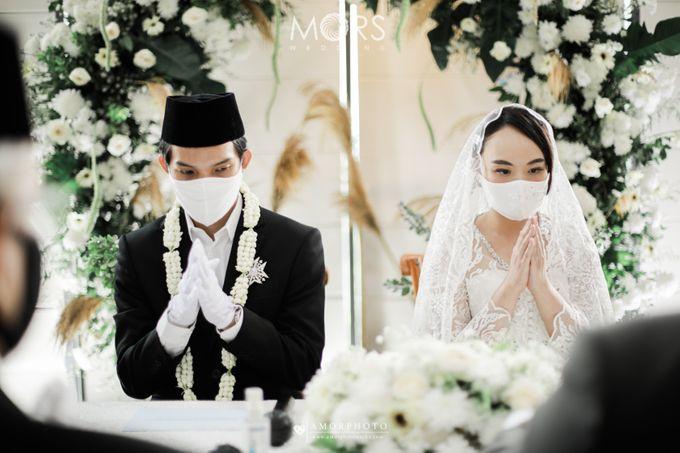 The Wedding of Nadhilah & Naufal by MORS Wedding - 006