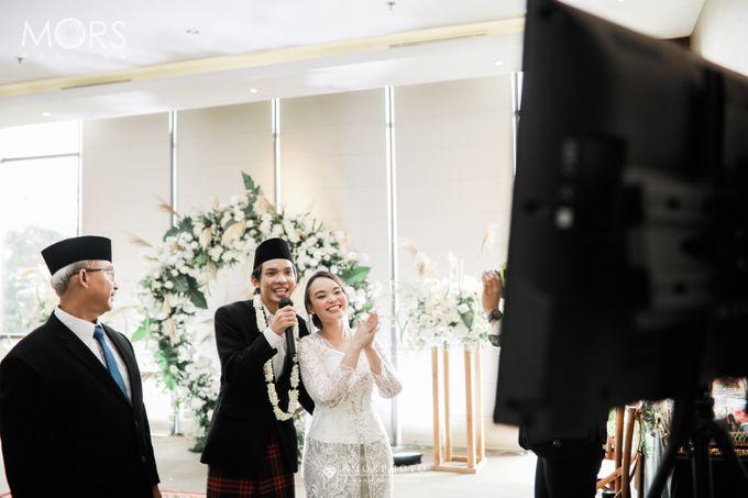The Wedding of Nadhilah & Naufal by MORS Wedding - 005