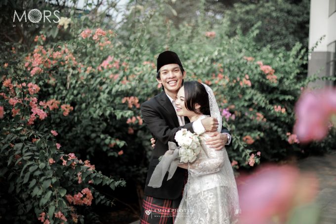 The Wedding of Nadhilah & Naufal by MORS Wedding - 009