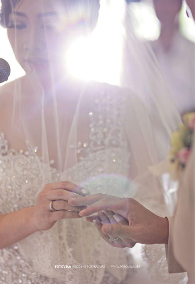 Fendy & Jeany Wedding by fotovela wedding portraiture - 060