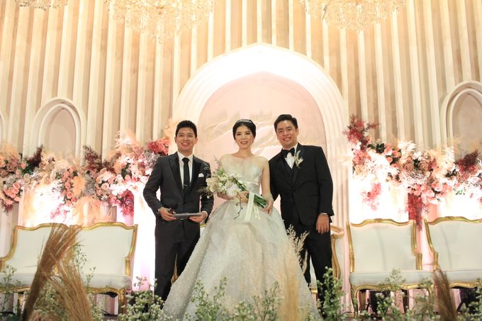 MC Wedding Hallf Patiunus Jakarta - Anthony Stevven by Anthony Stevven - 009
