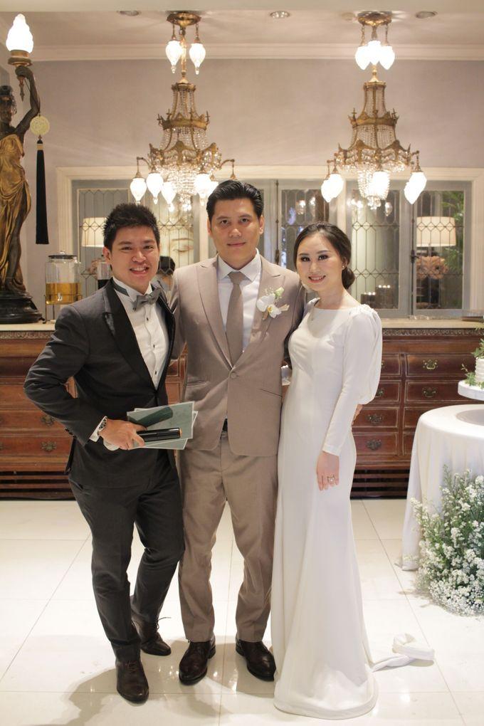 Mc Intimate Wedding Bunga Rampai Jakarta - Anthony Stevven by Anthony Stevven - 014