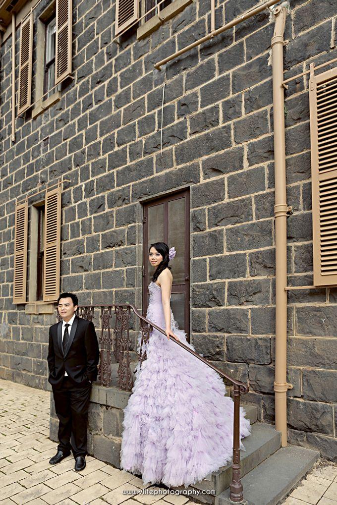 David & Fransisca by V-lite Photography - 019