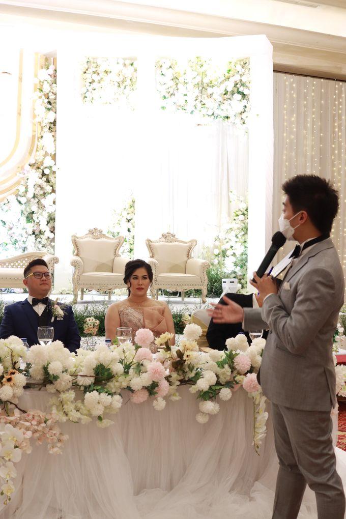Entertainment Jazz Wedding JW Marriott Jakarta - Double V Entertainment by EIFFEL CAKE - 028