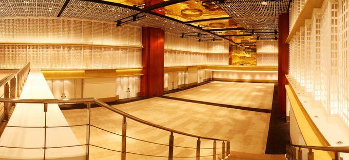 Ballroom Interior by Thamrin Nine Ballroom - 002