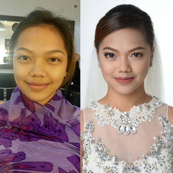 BRIDAL MAKEUP by Makeup By Karen M. Enriquez - 005