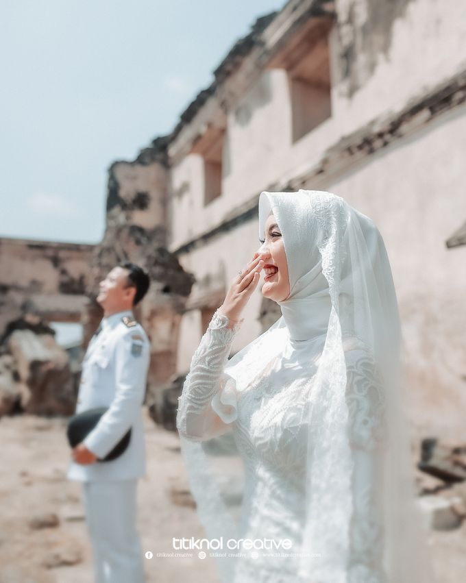 Prewedding Siska + Yuris by Titiknol Creative - 005