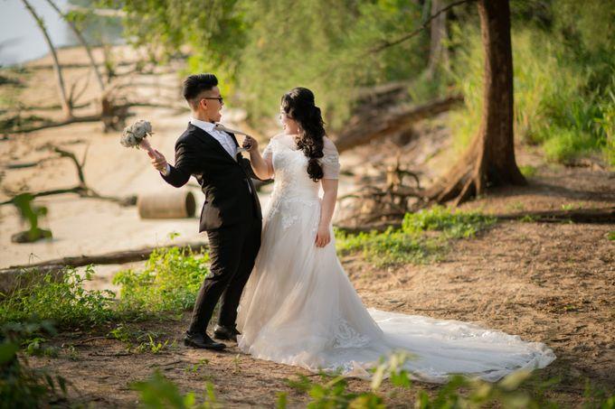 Coney Island Pre-Wedding Shoot by GrizzyPix Photography - 005