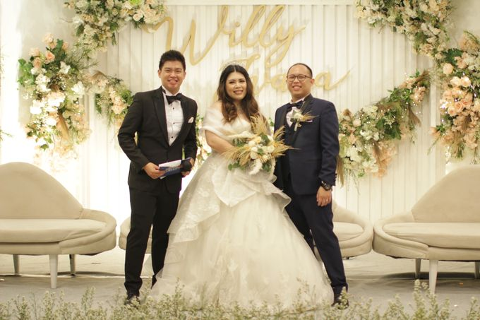 Mc Wedding christ cathedral Serpong - Anthony Stevven by Anthony Stevven - 013