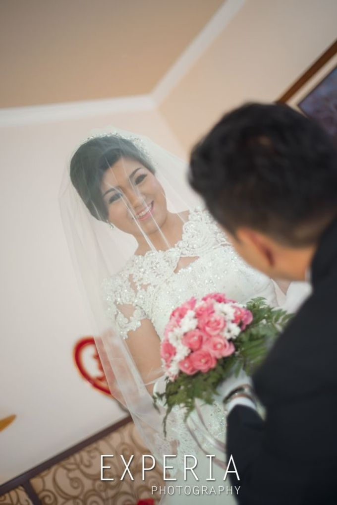 Franky & Devi Wedding Day by Experia Photography - 011
