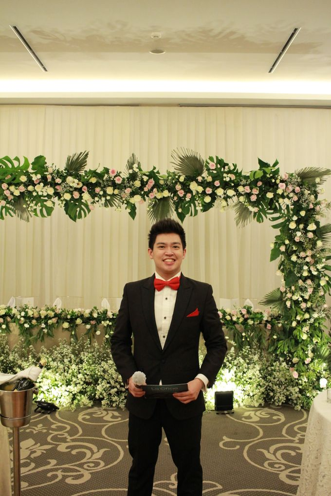MC Wedding The Tribrata Dharmawangsa Hotel Jakarta - Anthony Stevven by Anthony Stevven - 012