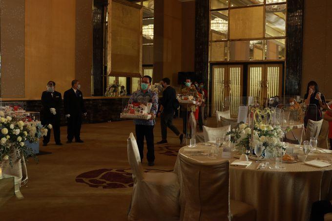 Entertainment Sangjit Hotel Mulia Jakarta by Double V Entertainment by Albert Yanuar - 013