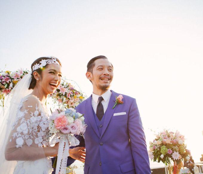 Intan Ayu & Olaf Wedding by Ray Aloysius Photography - 040