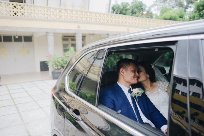The Wedding of  Ferry & Okta by Satori Planner - 003