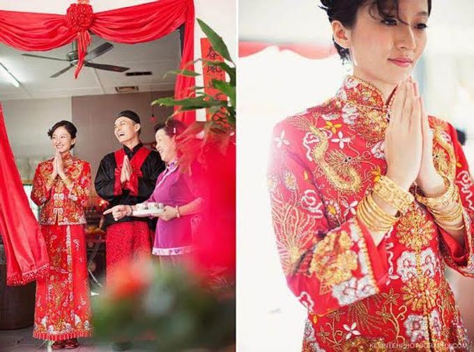 Beaute Diary  - Chinese Wedding by Jen Makeup Cubical - 004