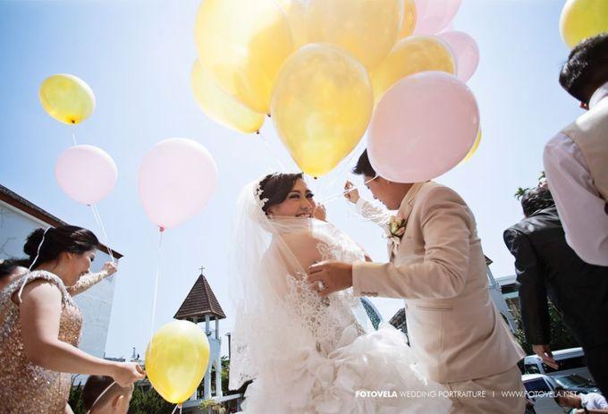 Fendy & Jeany Wedding by fotovela wedding portraiture - 064